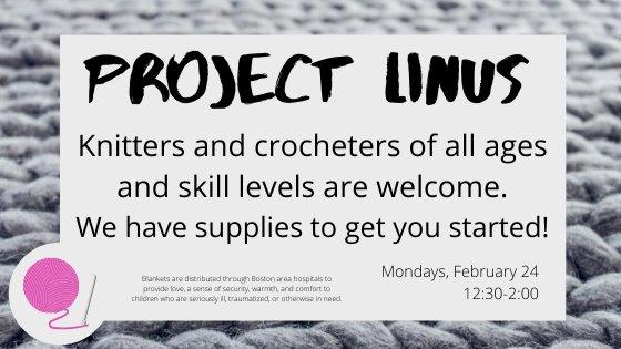 Project Linus February 24