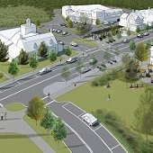 town center plan