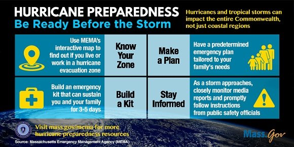 mema hurricane preparedness banner