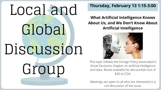 local and global february 13 1:15-3:15 artifical intelligence
