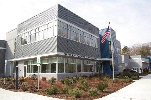weston's dpw building