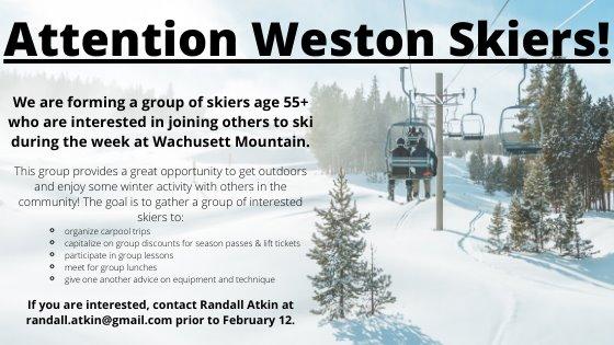 ski group before Feb 12