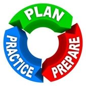 plan practice prepare