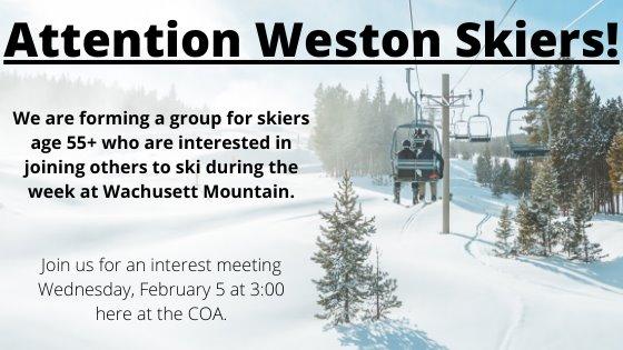ski group meeting