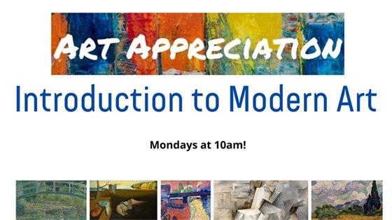 Art appreication mondays