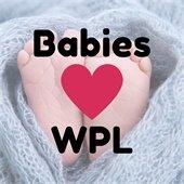 Babies love libraries