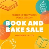 FWPL book and bake sale