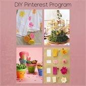 Pinterest program