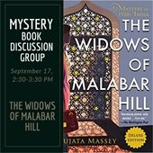 Mystery Book Discussion Group