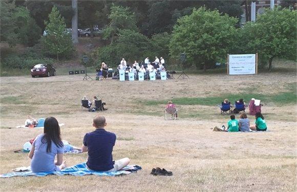 Weston Summer Concert Series