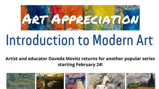 art appreciation February 24