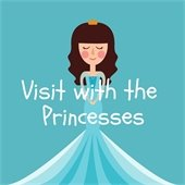 Visit with the Princesses