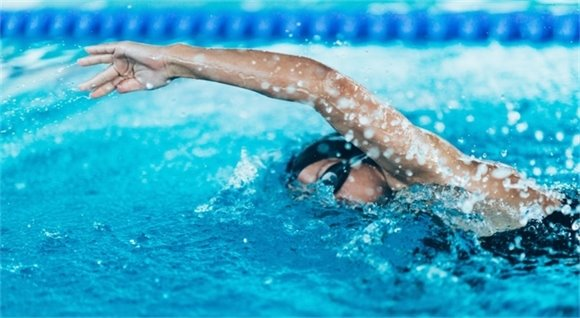 Adult Coached Swim Workout