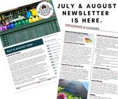 july and august newsletter is here