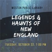 Legends and Haunts of New England