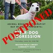Talk Postponed