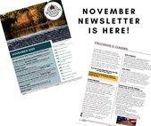 november newsletter pages