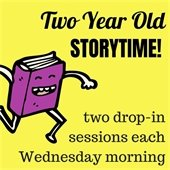 two year old storytime