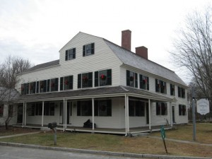 The Josiah Smith Tavern is located on the National Register as part of the Boston Post Road Historic