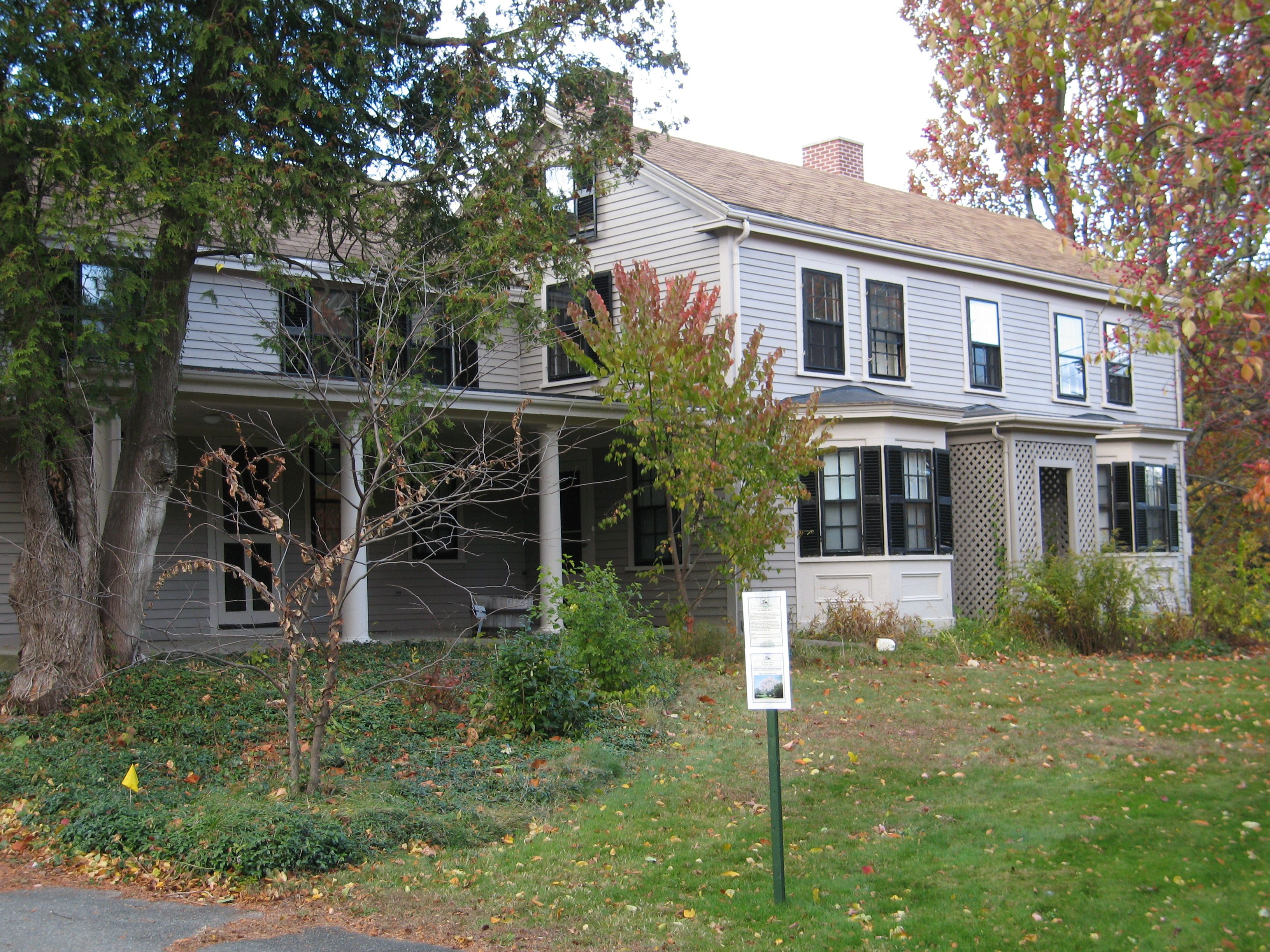 House at 131 Wellesley Street