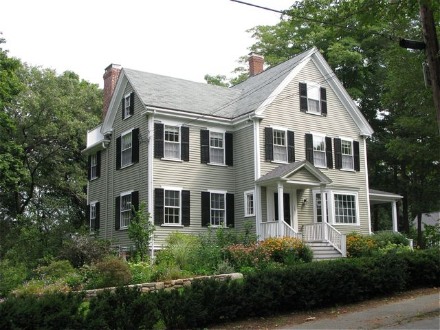 The Sidney Ross House at 13 Maple Road