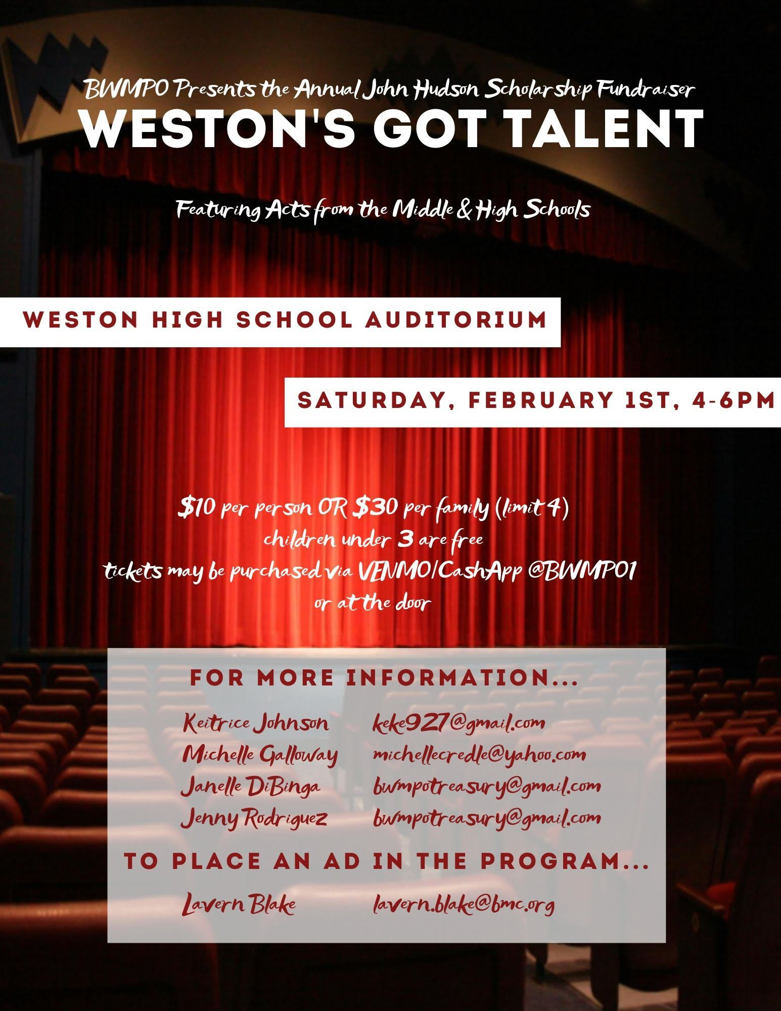 Westons Got Talent