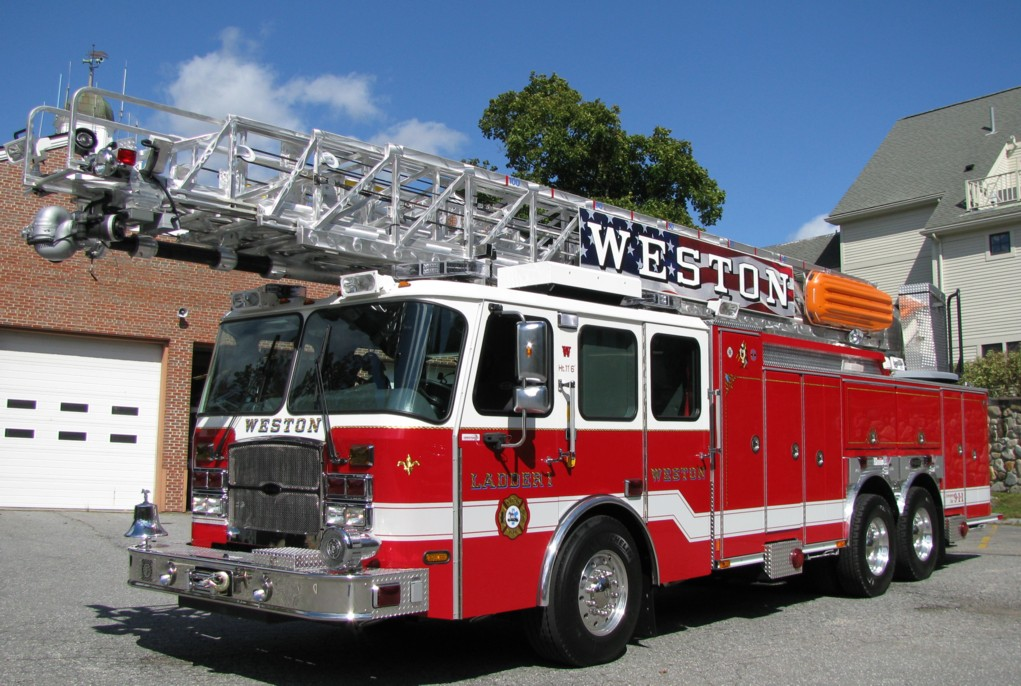 Ladder 1 fire apparatus
